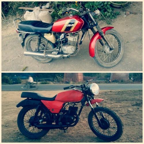 Retailer of Bike Modification & Rajdoot to RE bullet    by