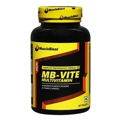 MB-VITE Multivitamin Muscle Blaze