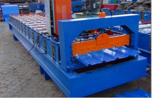 Roof Sheet Forming Machinery At Rs 1600000 Piece