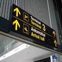 Airports Signages