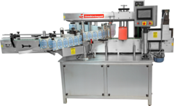 Automatic High Speed Flat Bottle Labeling Machine