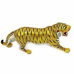 Meenakari Work Panther Running Mt048