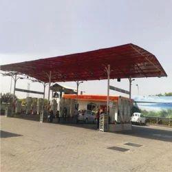Petrol Pump Canopy & Petrol Pump Canopy - Manufacturers u0026 Suppliers of Petrol Station ...