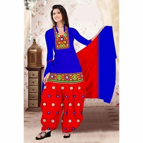 87a6814d48 Fancy Punjabi Suit at Rs 1000 /piece(s)   Punjabi Suits   ID ...