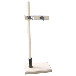 Burette With Wooden Stand