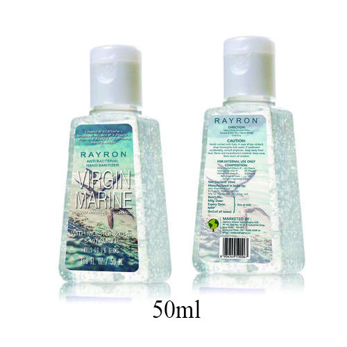 rayron virgin marine hand sanitizer for personal rs 54 piece id