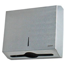 Stainless Paper Towel Dispenser small