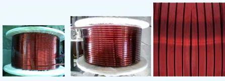 Incredible Enameled Rectangular Flat Copper Aluminum Wire Vimlesh Industries Wiring Cloud Usnesfoxcilixyz