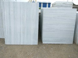 Arna White Marble Lira , Cut Size , Tappa , Marble Tiles, Thickness: 17 mm