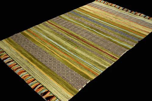 Flat Weave Cotton Rug Area Rug Ideas