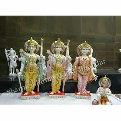 Shri Ram Darbar Sculpture