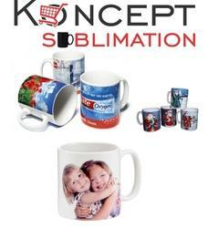 Sublimation Small Tea Cup - 6 Oz Sublimation Mugs