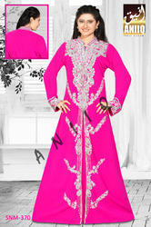 Islamic Arabian Wedding Gown