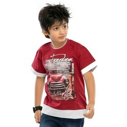 Printed T Shirt for Kids