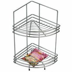 Double Corner Basket