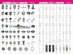 Stainless Steel Railing Fitting