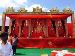 Surya Mahal Wedding Stage