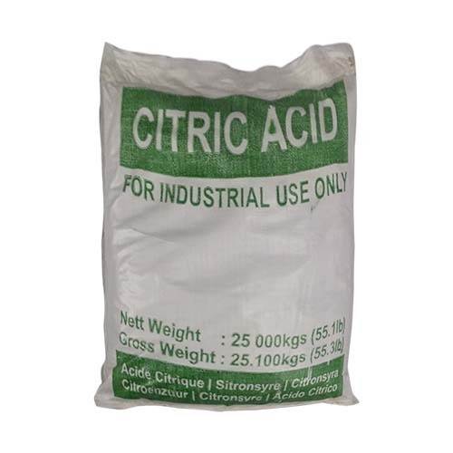 Descaling Chemicals Citric Acid Manufacturer From Chennai