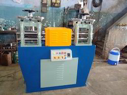 8x4 double head wire sheet rolling machne