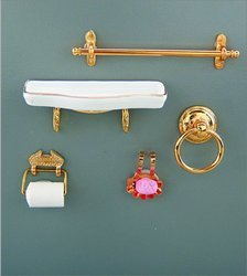 Perfect Brass Bathroom Accessories