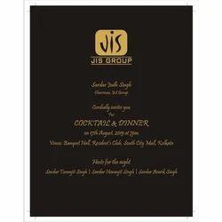 Wedding cards in kolkata designer invitation cards stopboris Choice Image