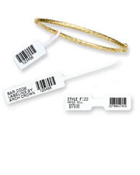 Jewellery Barcode Labels