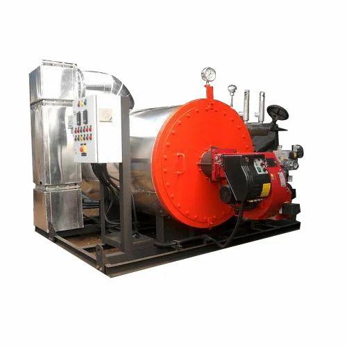 High Pressure Steam Boiler, Steam Boiler - Megaserve Energy Systems ...