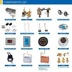 Gas Geyser Spare Parts Suppliers Manufacturers in India