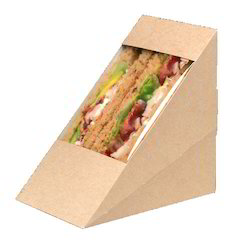 Sandwich Food Packaging Box