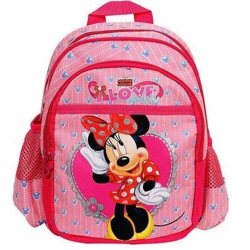 6b6a5d614e6a Printed School Bag at Rs 400  piece(s)