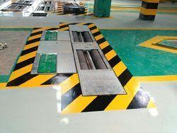 Heavy Duty Screed Flooring Service