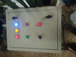 Control Panel Motor Control System