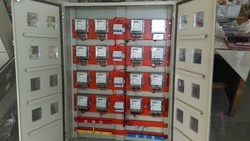 Single Phase Meter DB Control Panel, IP Rating: IP33