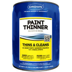 Stoving Thinners