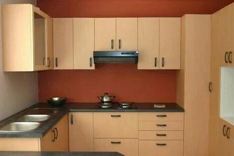 Kitchen Interior Wood Work In Vishnu Garden Delhi Id 11717694212
