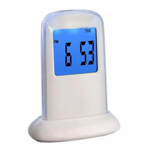 Minura Mini Push Panel Clock