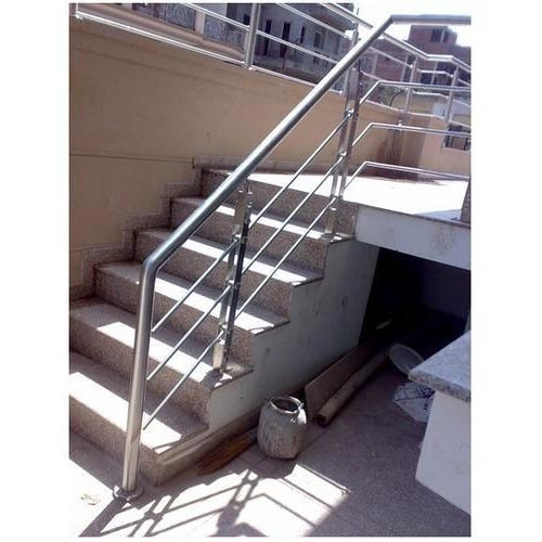 Exceptional Terrace Staircase Railing