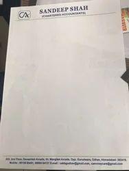 Letter Pad in Ahmedabad, लैटर पैड, अहमदाबाद