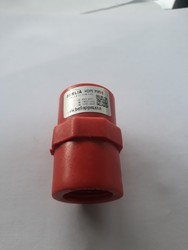 Mdpe threaded socket fitting
