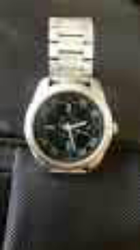 Black Steel Watch