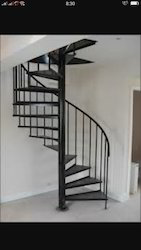 MS Round Staircase