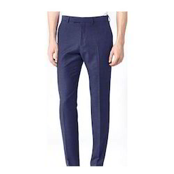 Black Fabric Trousers