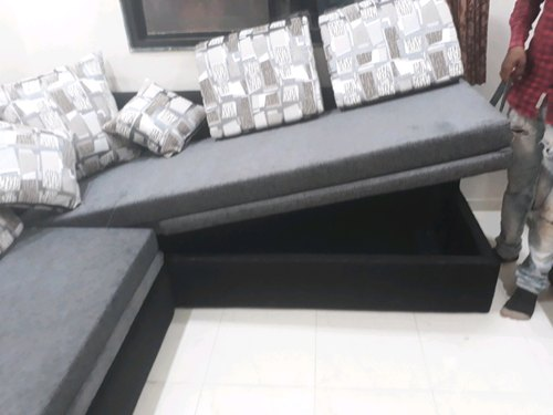 Groovy King Size Box Type Sofa Set With Bed Sofa Comebed Cornar With Storage Bralicious Painted Fabric Chair Ideas Braliciousco