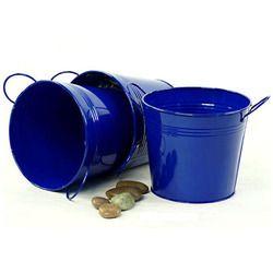 Coloured Bucket