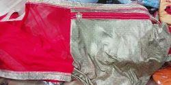 krishnam Cotton Fancy Sarees, Blouse Size: 80 cm