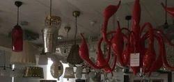 Jhoomar And Decoration Light