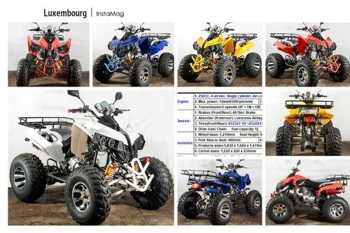 Prime ATV 250cc Petrol Buggy & Kids Quad Neo ATV 110cc Buggy