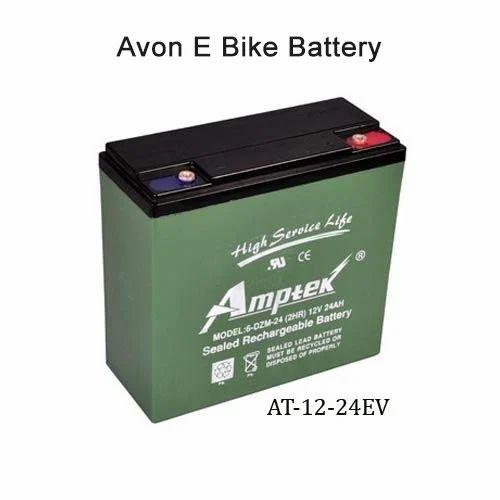 e624d5ede9a Avon E Bike Battery, Bike Battery, Motorbike Battery, बाइक की ...