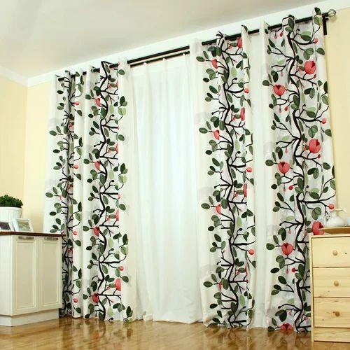 Printed Curtains Mudrit Parda