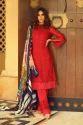 Faraz Mannan Embroidered Lawn Designer Suits